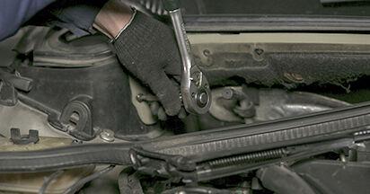 Austauschen Anleitung Federn am Peugeot 407 Limousine 2006 2.0 HDi 135 selbst