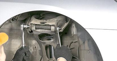 Federn Ihres Peugeot 407 Limousine 1.8 16V 2004 selbst Wechsel - Gratis Tutorial