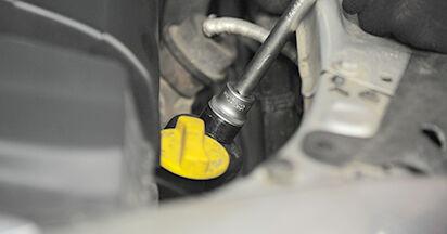 Wie Ölfilter Opel Astra h l48 1.7 CDTI (L48) 2004 tauschen - Kostenlose PDF- und Videoanleitungen