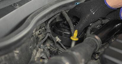 Zweckdienliche Tipps zum Austausch von Kraftstofffilter beim OPEL ASTRA H (L48) 1.4 (L48) 2007