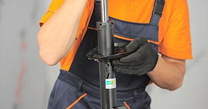 Stoßdämpfer am OPEL ASTRA H (L48) 1.8 (L48) 2009 wechseln – Laden Sie sich PDF-Handbücher und Videoanleitungen herunter