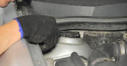 Wie Stoßdämpfer Opel Astra h l48 1.7 CDTI (L48) 2004 tauschen - Kostenlose PDF- und Videoanleitungen