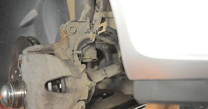 Stoßdämpfer Opel Astra h l48 1.4 (L48) 2006 wechseln: Kostenlose Reparaturhandbücher