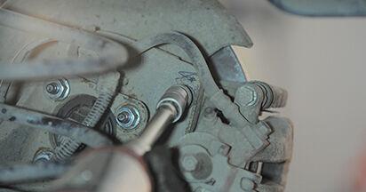 Radlager Ihres Opel Astra h l48 1.4 (L48) 2012 selbst Wechsel - Gratis Tutorial