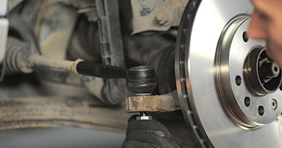 Spurstangenkopf Ihres Opel Astra h l48 1.4 (L48) 2012 selbst Wechsel - Gratis Tutorial