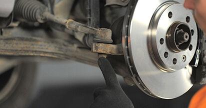 Wie Spurstangenkopf Opel Astra h l48 1.7 CDTI (L48) 2004 tauschen - Kostenlose PDF- und Videoanleitungen