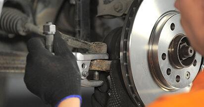 Spurstangenkopf Opel Astra h l48 1.4 (L48) 2006 wechseln: Kostenlose Reparaturhandbücher