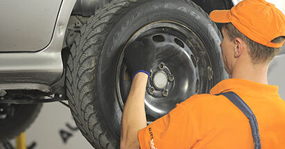 Podrobná doporučení pro svépomocnou výměnu Skoda Octavia 1u 2009 2.0 Lozisko kola