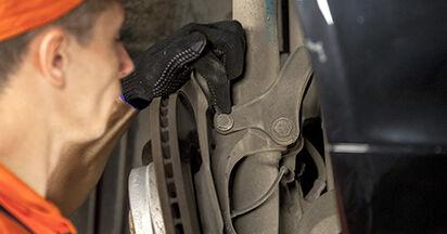 Sostituzione di BMW 5 SERIES 525d 2.5 Ammortizzatori: guide online e tutorial video