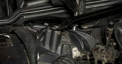 Wie Stoßdämpfer beim BMW E60 2001 gewechselt werden - Unentgeltliche PDF- und Videoanweisungen