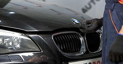 Modifica Ammortizzatori su BMW 5 (E60) 520i 2.2 2004 da solo