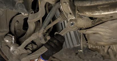 La sostituzione di Ammortizzatori su BMW E60 2009 non sarà un problema se segui questa guida illustrata passo-passo
