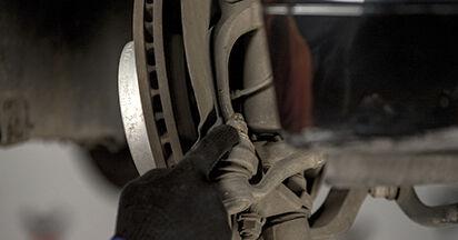 BMW E60 525d 2.5 2003 Stoßdämpfer austauschen: Unentgeltliche Reparatur-Tutorials