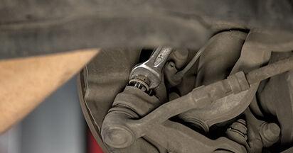 Wechseln Sie Stoßdämpfer beim BMW 5 (E60) 520i 2.2 2004 selbst aus