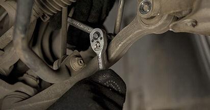 Devi sapere come rinnovare Ammortizzatori su BMW 5 SERIES 2008? Questo manuale d'officina gratuito ti aiuterà a farlo da solo