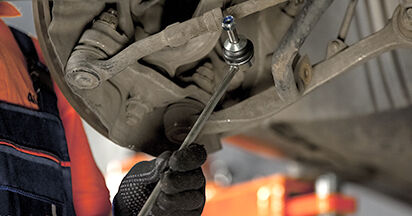 Changing of Anti Roll Bar Links on BMW E60 2009 won't be an issue if you follow this illustrated step-by-step guide