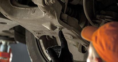 Koppelstange BMW E60 520d 2.0 2003 wechseln: Kostenlose Reparaturhandbücher