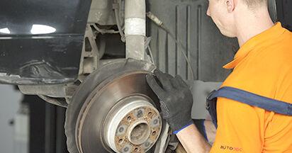 Zweckdienliche Tipps zum Austausch von Domlager beim BMW 5 (E60) 520d 2.0 2005