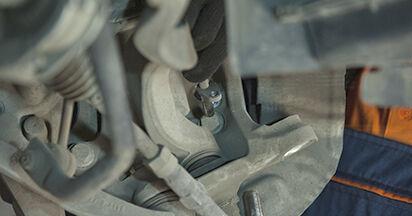 Wie BMW 5 SERIES 525d 3.0 2005 Domlager ausbauen - Einfach zu verstehende Anleitungen online