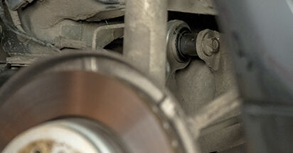 DIY replacement of Control Arm on BMW 5 (E60) 520d 2.0 2005 is not an issue anymore with our step-by-step tutorial