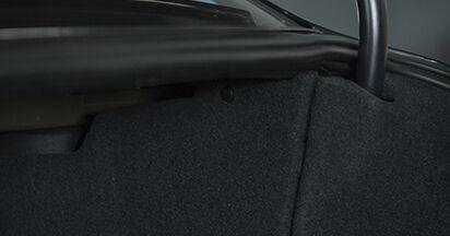 Come rimuovere BMW 5 SERIES 525d 3.0 2005 Supporto Ammortizzatore - istruzioni online facili da seguire