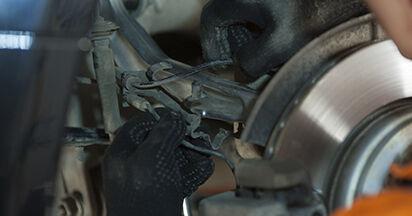 La sostituzione di Supporto Ammortizzatore su BMW E60 2009 non sarà un problema se segui questa guida illustrata passo-passo