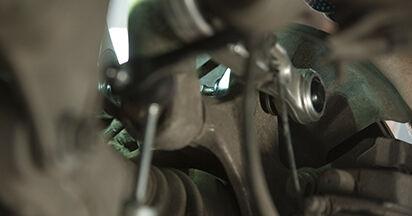 Come cambiare Supporto Ammortizzatore su BMW 5 (E60) 2003 - suggerimenti e consigli
