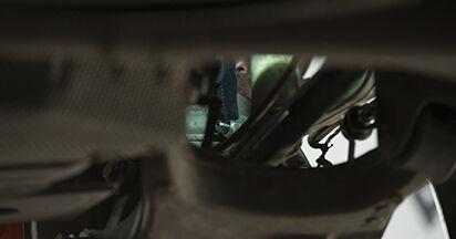 Come sostituire Supporto Ammortizzatore su BMW 5 (E60) 2006: scarica manuali PDF e istruzioni video