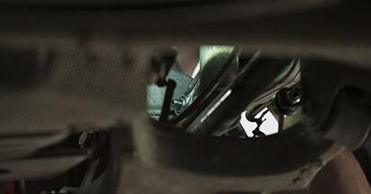 Quanto è difficile il fai da te: sostituzione Supporto Ammortizzatore su BMW E60 530i 3.0 2007 - scarica la guida illustrata