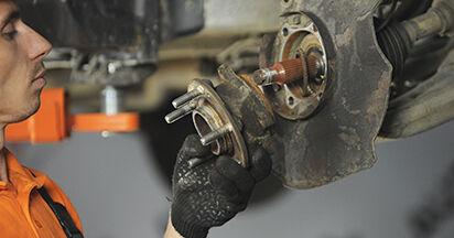 Zweckdienliche Tipps zum Austausch von Radlager beim HYUNDAI SANTA FÉ II (CM) 2.2 CRDi 2011
