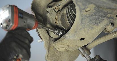 Radlager am HYUNDAI SANTA FÉ II (CM) 2.7 V6 GLS 2010 wechseln – Laden Sie sich PDF-Handbücher und Videoanleitungen herunter