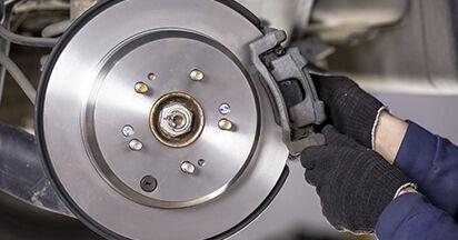 Zweckdienliche Tipps zum Austausch von Bremsscheiben beim HONDA CR-V III (RE) 2.2 i-DTEC 4WD (RE6) 2020