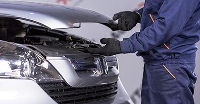 Wie Zündkerzen Honda CR-V III 2.2 i-CTDi 4WD (RE6) 2006 tauschen - Kostenlose PDF- und Videoanleitungen