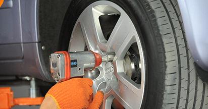Wie Koppelstange Audi A4 b7 2.0 TDI 2004 tauschen - Kostenlose PDF- und Videoanleitungen