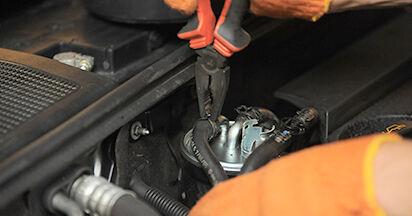 Wie Kraftstofffilter Audi A4 b7 2.0 TDI 2004 tauschen - Kostenlose PDF- und Videoanleitungen