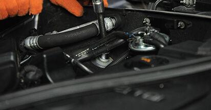 Come cambiare Ammortizzatori su Audi A4 b7 2004 - manuali PDF e video gratuiti