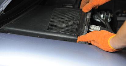 Come rimuovere AUDI A4 2.0 TFSI quattro 2008 Ammortizzatori - istruzioni online facili da seguire