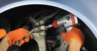 Modifica Ammortizzatori su AUDI A4 Avant (8ED, B7) 2.0 TDI quattro 2007 da solo
