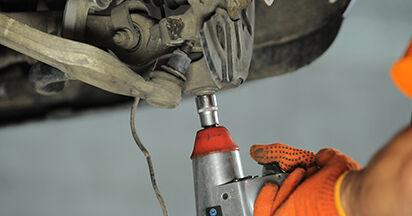 Wie Radlager Audi A4 b7 2.0 TDI 2004 tauschen - Kostenlose PDF- und Videoanleitungen