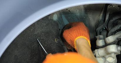 Wechseln Radlager am AUDI A4 Avant (8ED, B7) 2.0 TDI quattro 2007 selber