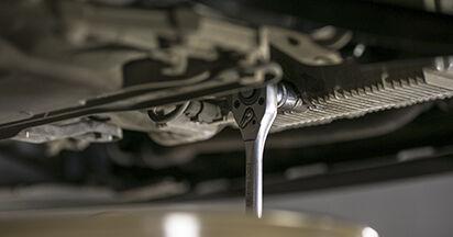 Wie schwer ist es, selbst zu reparieren: Ölfilter Octavia 1z5 1.6 2010 Tausch - Downloaden Sie sich illustrierte Anleitungen