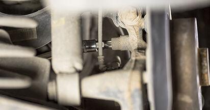 SKODA OCTAVIA 1.8 TSI Radlager austauschen: Tutorials und Video-Anweisungen online