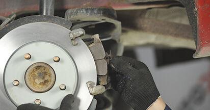 Bremsscheiben Mazda 3 bk 2.0 2005 wechseln: Kostenlose Reparaturhandbücher