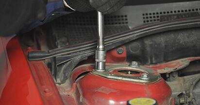 Schimbați Amortizor la MAZDA 3 (BK) 2.3 MPS Turbo 2006 de unul singur