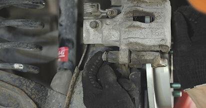 Cât durează înlocuirea: Rulment roata la Mazda 3 bk 2004 - manualul informativ în format PDF