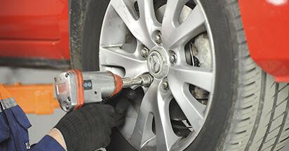 Wie Koppelstange Mazda 3 bk 1.6 2003 tauschen - Kostenlose PDF- und Videoanleitungen