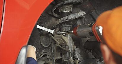 Koppelstange Mazda 3 bk 2.0 2005 wechseln: Kostenlose Reparaturhandbücher