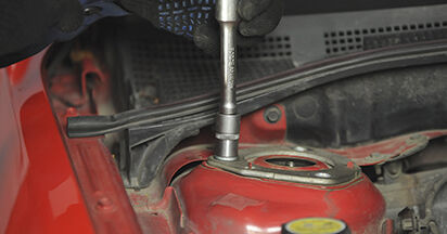 Federn Ihres Mazda 3 bk 2.3 MPS 2004 selbst Wechsel - Gratis Tutorial