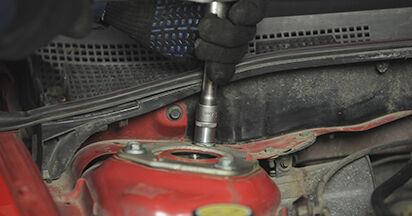 Federn Mazda 3 bk 2.0 2005 wechseln: Kostenlose Reparaturhandbücher
