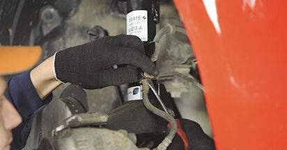 Wechseln Federn am MAZDA 3 (BK) 2.3 MPS Turbo 2006 selber